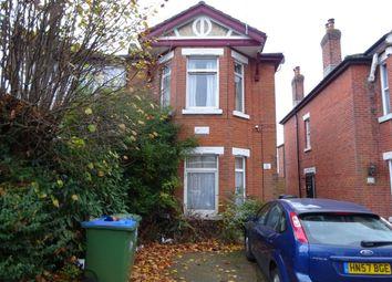 Thumbnail 2 bed flat to rent in Darwin Road, Shirley, Southampton