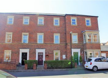 Thumbnail 4 bed town house for sale in Fairgray Close, Ripon