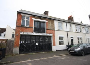 Thumbnail 2 bedroom end terrace house for sale in Leopold Road, Bexhill-On-Sea