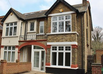 Thumbnail 3 bed semi-detached house for sale in Pinewood Road, Upper Abbey Wood, London