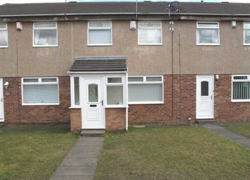 Thumbnail 3 bed terraced house to rent in Hexham Avenue, Eastfield Glade, Cramlington