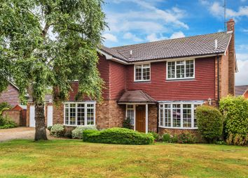 Thumbnail 4 bed property for sale in Holmwood Close, East Horsley, Leatherhead