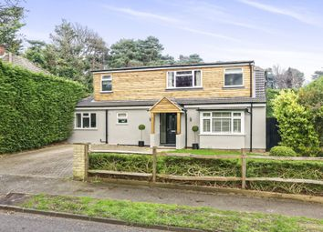Thumbnail 5 bed detached house for sale in Norfolk Farm Road, Woking, Surrey