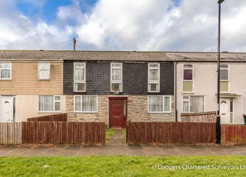 Thumbnail 3 bed terraced house for sale in Shellon Close, Binley, Coventry