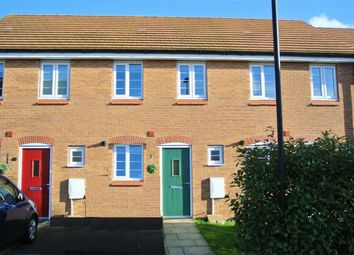 Thumbnail 2 bed terraced house for sale in Newbury Crescent, Bourne, Lincolnshire