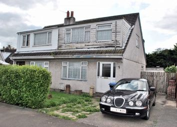 Thumbnail 3 bed semi-detached house for sale in Greenlands Avenue, Ramsey, Isle Of Man