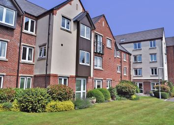 Thumbnail 2 bed flat for sale in Moores Court, Sleaford