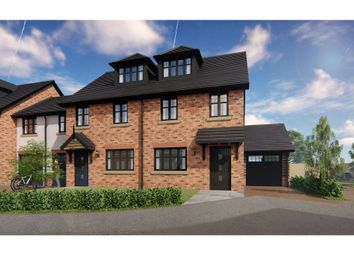Thumbnail 4 bed link-detached house for sale in Neachells Lane, Willenhall