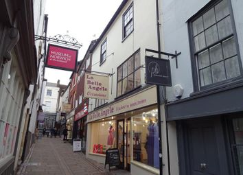 Thumbnail Retail premises to let in 10-12 Bridewell Alley, Norwich, Norfolk