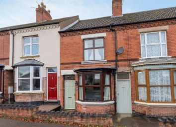Thumbnail 2 bed terraced house for sale in Leicester Road, Shepshed, Loughborough