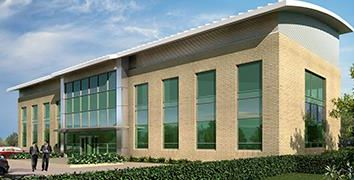 Thumbnail Office to let in Chesterford Research Park, Downing Building, Little Chesterford, Cambridge