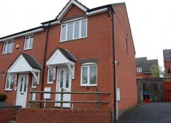 Thumbnail 2 bed semi-detached house to rent in Anselm Court, Telford