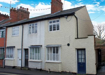 Thumbnail 1 bed terraced house for sale in Cross Street, Tenbury Wells