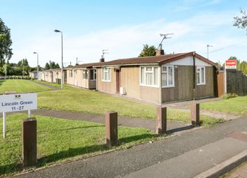 Thumbnail 2 bedroom detached bungalow for sale in Lincoln Green, Bushbury, Wolverhampton