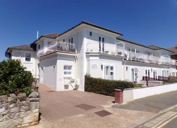 Thumbnail 1 bed flat for sale in Cliff Rd, Sandown, Isle Of Wight