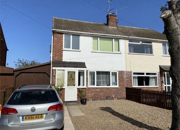Thumbnail 4 bed semi-detached house for sale in Peebles Road, Newark, Nottinghamshire.