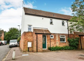 Thumbnail 3 bed semi-detached house for sale in Spencer Road, Old Catton, Norwich