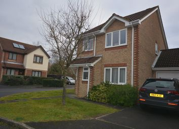 Thumbnail 3 bedroom detached house for sale in Tumulus Close, Southampton, Hampshire
