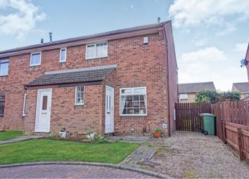 2 bed semi-detached house for sale in Orion Way, Grimsby DN34