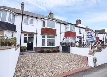 Thumbnail 3 bedroom terraced house for sale in St. Peters Road, Margate