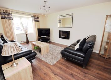 Thumbnail 4 bed detached house for sale in Bowhill Road, Chapelhall, Airdrie