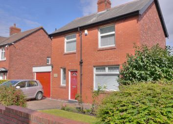 Thumbnail 3 bed detached house for sale in North Ridge, Bedlington