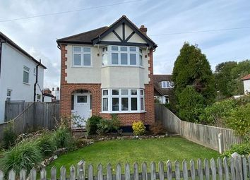 Thumbnail 3 bed flat to rent in Cuddington Avenue, Worcester Park