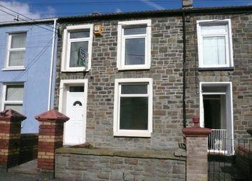 Thumbnail 3 bedroom terraced house to rent in William Street, Merthyr Tydfil