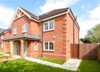 Thumbnail 4 bed semi-detached house for sale in Lambourne Place, Ickenham, Uxbridge, Middlesex