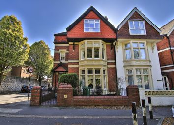 Thumbnail 4 bed end terrace house for sale in Pencisely Road, Llandaff, Cardiff