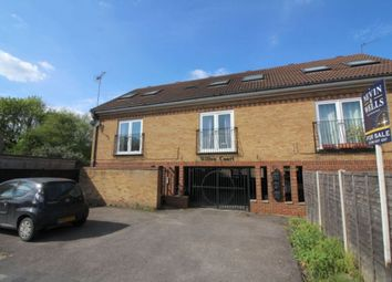 Thumbnail 2 bed end terrace house for sale in Woodhaw, Egham
