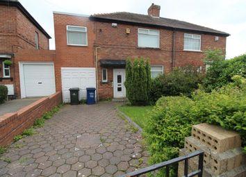 3 bed semi-detached house for sale in Broomridge Avenue, Newcastle Upon Tyne NE15