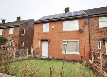 Thumbnail 3 bed semi-detached house for sale in Heyland Road, Baguley, Manchester