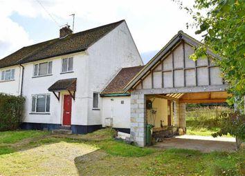 3 bed semi-detached house for sale in Woodside Road, Sundridge TN14