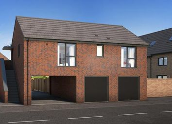 "Thumbnail 2 bed property for sale in ""The Brook At The Springs"" at Campsall Road, Askern, Doncaster"