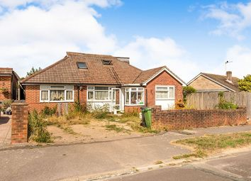Thumbnail 4 bed bungalow for sale in Beech Way, Waterlooville
