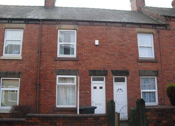 Thumbnail 2 bed terraced house to rent in Commerce Street, Chapeltown, Sheffield.