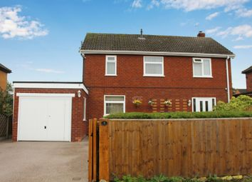 Thumbnail 4 bed detached house for sale in Sunfield Gardens, Bayston Hill, Shrewsbury, Shropshire