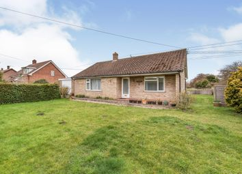 Thumbnail 2 bed detached bungalow for sale in Low Street, Oakley, Diss