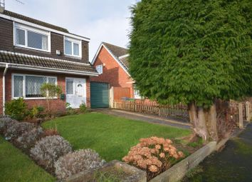 Thumbnail 3 bed semi-detached house for sale in Cornelius Drive, Wirral