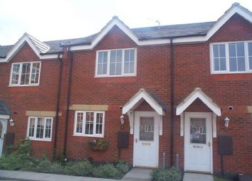 Thumbnail 2 bed terraced house to rent in Timken Way, Daventry
