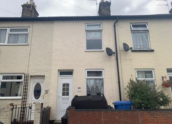Thumbnail 3 bedroom terraced house to rent in Milton Road West, Lowestoft