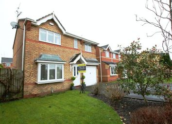 Thumbnail 4 bed detached house for sale in Oakfield Grove, Biddulph, Stoke-On-Trent