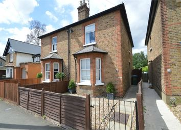 Thumbnail 2 bed semi-detached house to rent in Rydens Grove, Hersham, Walton-On-Thames, Surrey