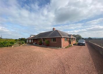 Wetheral, Carlisle, Cumbria CA4. 3 bed detached bungalow