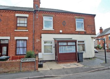 Thumbnail 2 bed terraced house for sale in West Street, Arnold, Nottingham