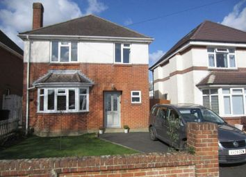 Thumbnail 3 bed detached house for sale in Muscliffe Lane, Bournemouth