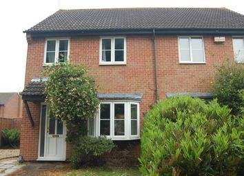 Thumbnail 3 bed semi-detached house to rent in Boscawen Way, Thatcham, Berkshire