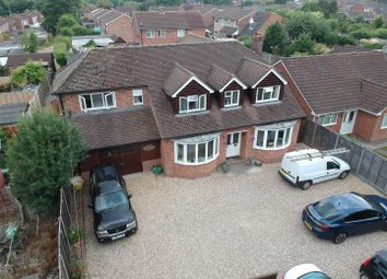 Thumbnail 4 bed detached house for sale in The Parade, Mulfords Hill, Tadley