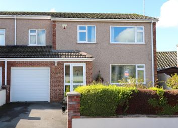 Thumbnail 4 bed semi-detached house for sale in Rodney Road, Saltford, Bristol